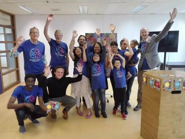 Neurodiversity Pride Day - neurodiverse families