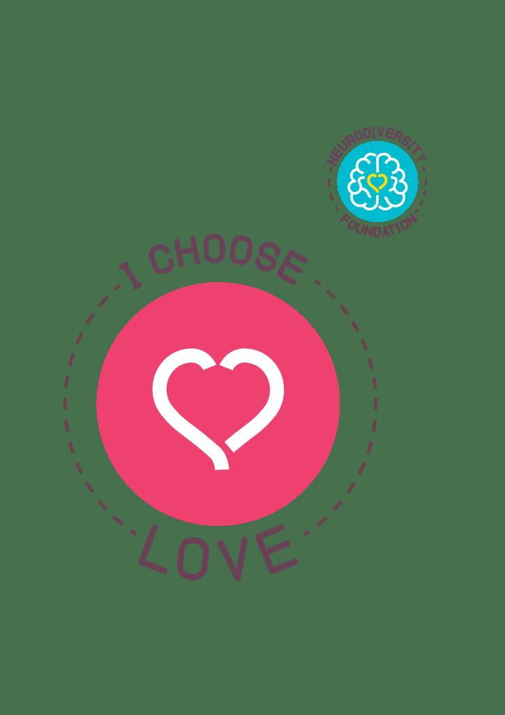 Support cards - I choose love