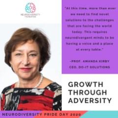 Neurodiversity Pride Day 2020 - Amanda