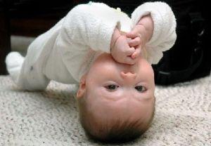 Синдром двигательных нарушений у грудных детей