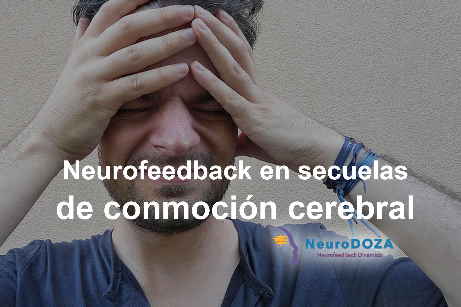 Conmoción cerebral o lesión en la cabeza