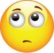 perplexed emoticon
