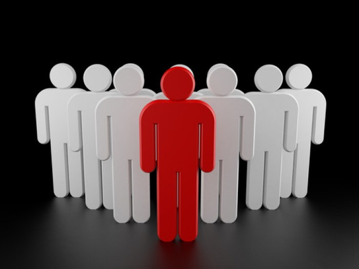 Groups of people