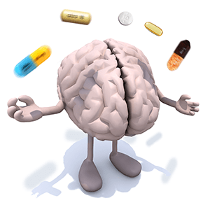 Picture of Brain Juggling Medication