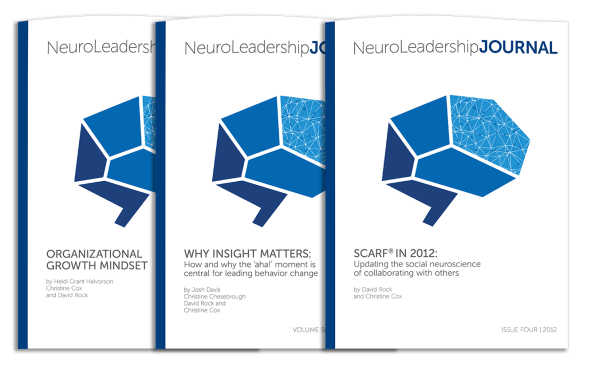 Connect - NeuroLeadership Institute