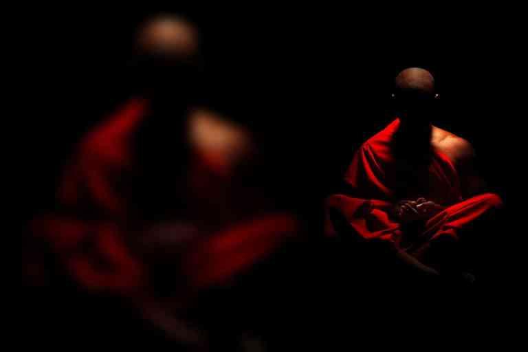 neurolism wallpaper meditation meditasi tanpa fokus