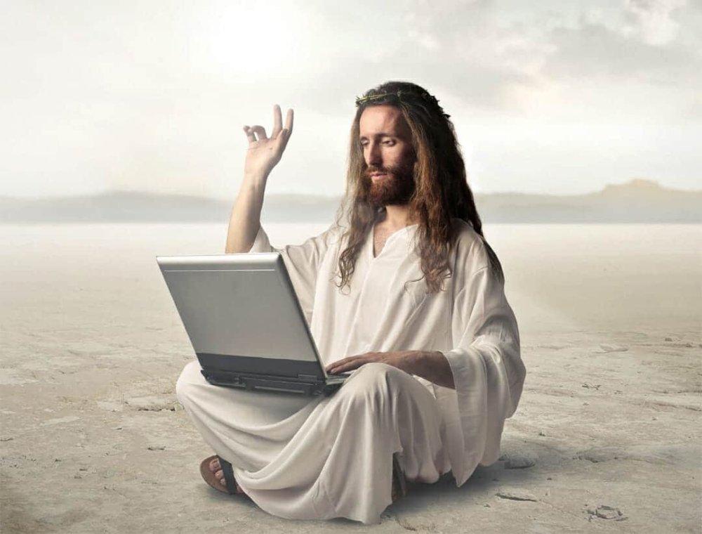 Menghubungkan Spiritualitas dan Teknologi