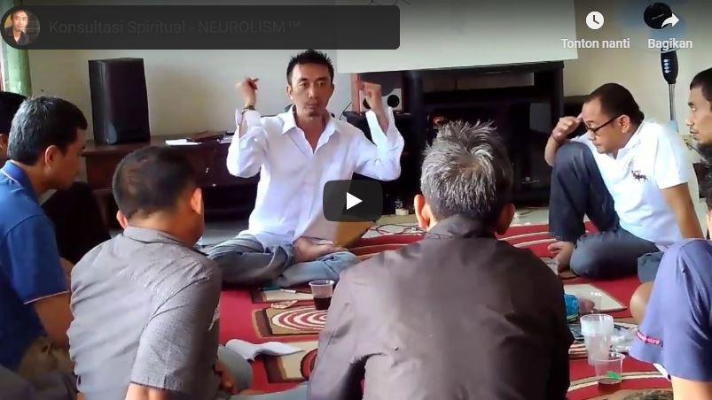 Video Neurolism - Hipnosis - Spiritual - Meditasi - psikologi