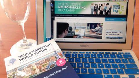 """""""Más allá de buscar emociones, se deben generar sentimientos"""" un exitoso primer día en el #Neuromarketing World Forum 2015"""