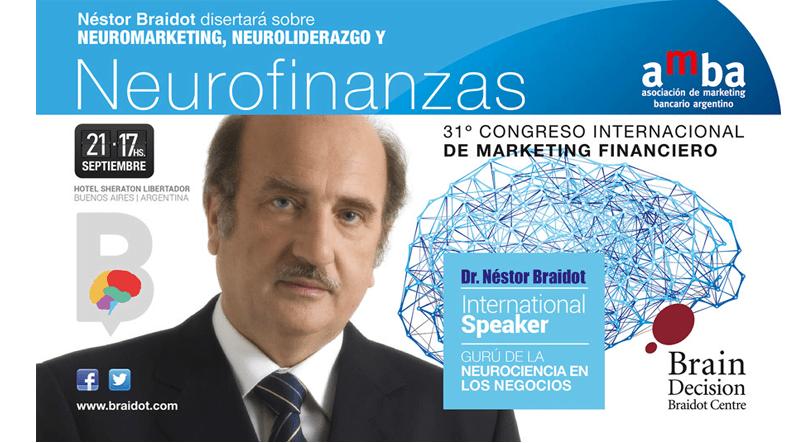 #Neuromarketing y Neurofinanzas, 21 de septiembre 2015 Argentina
