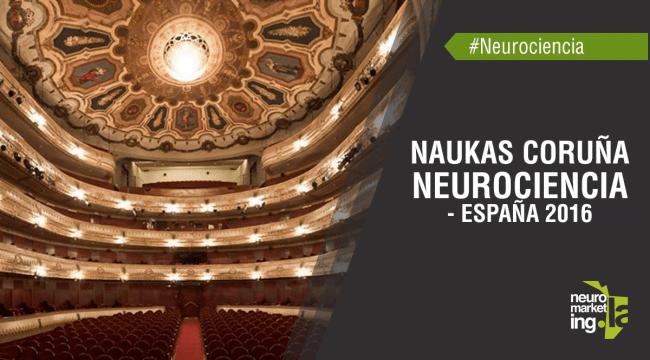 Naukas Coru A Neurociencia Espa A 2016