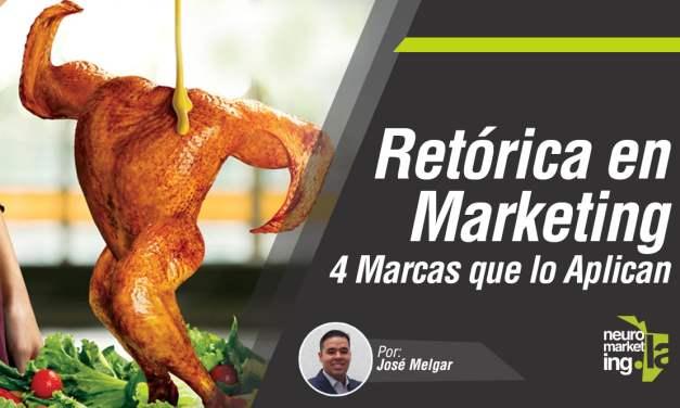 Retórica en el Marketing: 4 Marcas que lo aplican