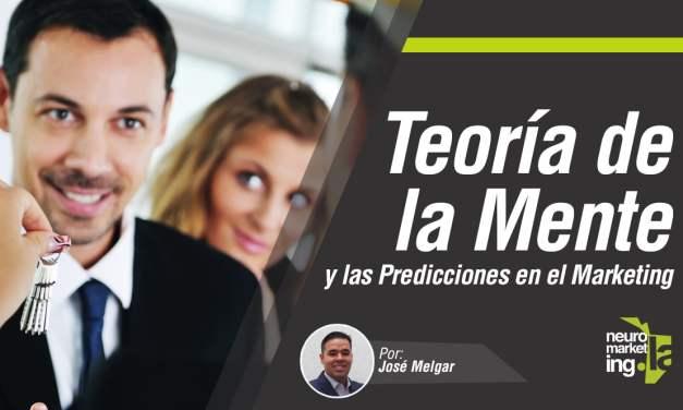 La Teoría de la Mente y las predicciones en el Marketing