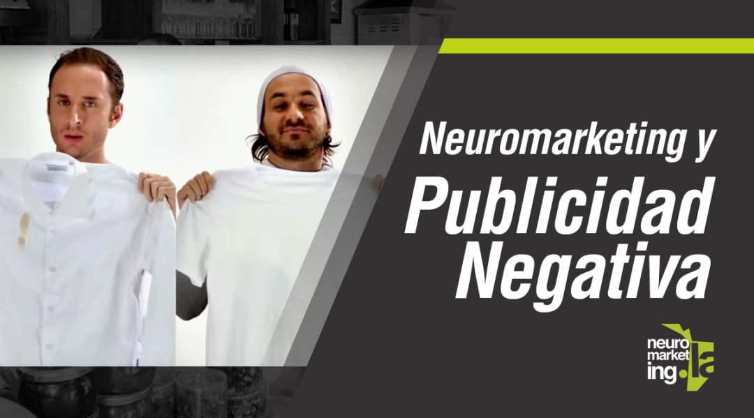Publicidad Negativa