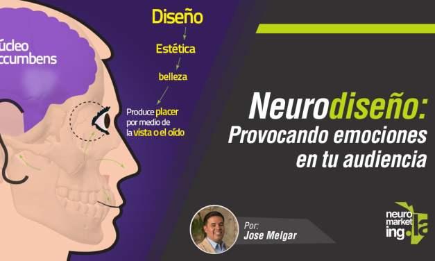 Neurodiseño: provocando Estímulos y Emociones en tu Audiencia