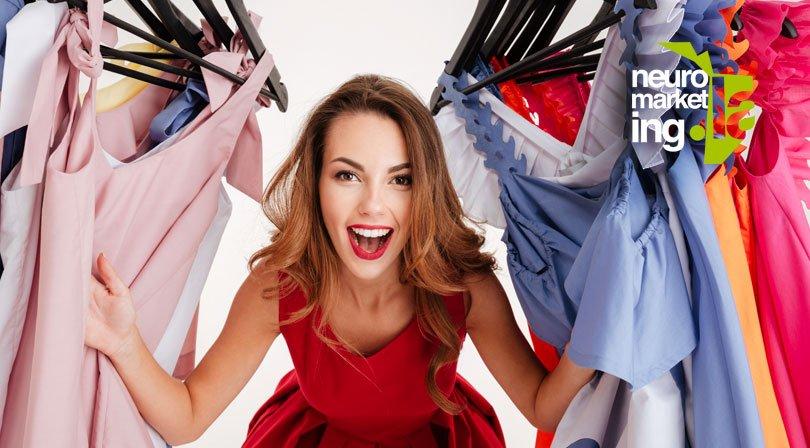 """El """"neuromarketing caótico"""" en las tiendas de ropa: ¿realmente existe?"""