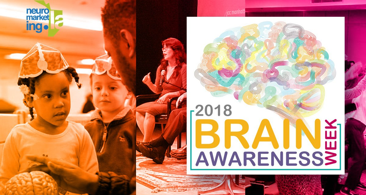 Brain Awareness Week: Neurociencia para todas las edades
