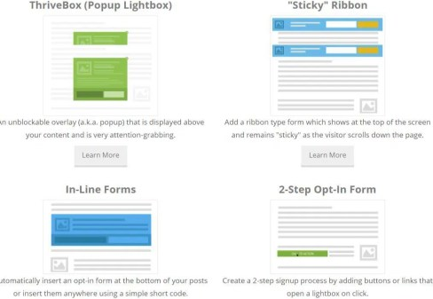 Thrivethemes, el mejor plugin wordpress para captar contactos en ...