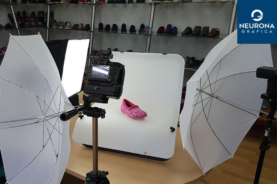 estudio de fotos para producto en elche