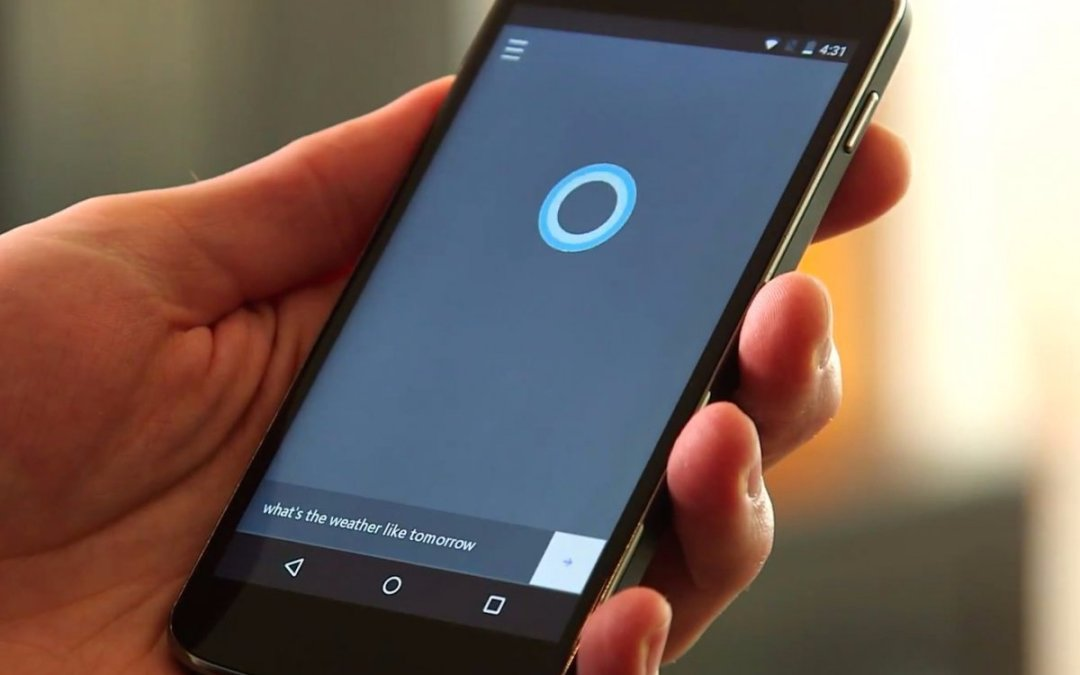 Move over, Siri. Cortana is coming to the iPhone