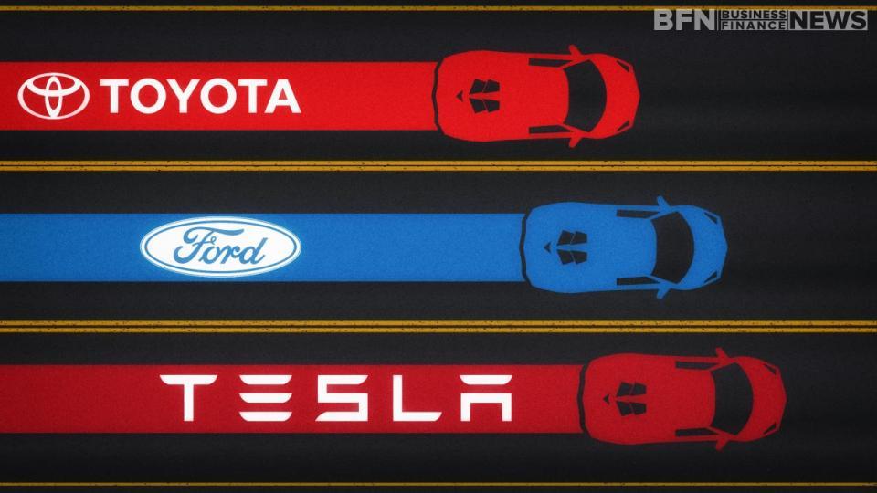Toyota Motor Vs Tesla & General Motors: Invests In Autonomous Technology