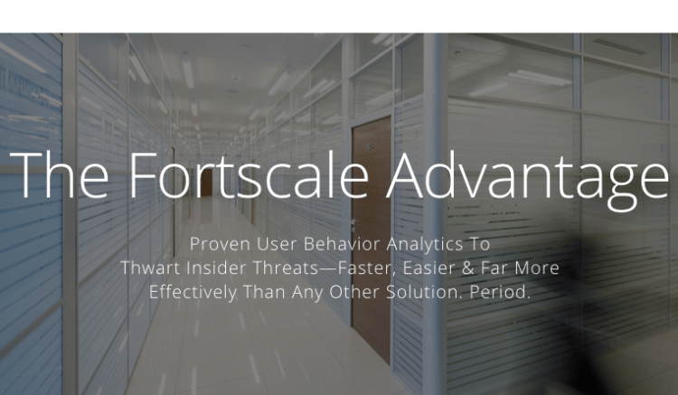 Insider threat protection Fortscale pulls millions in pre-B funding
