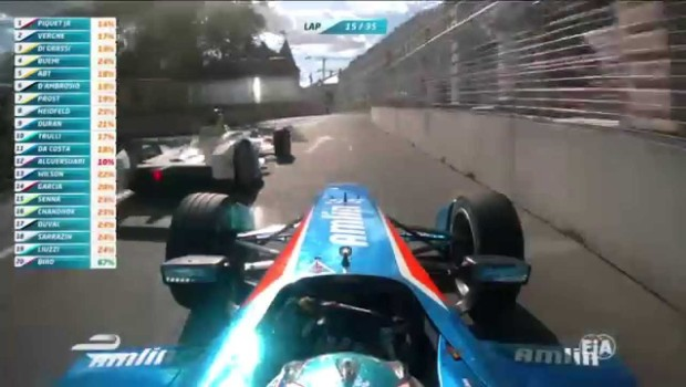 Formula E Will Introduce Robotic Racing Next Year