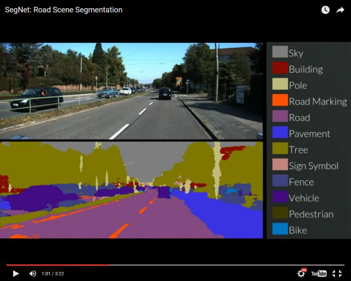 """Training Driverless Cars to """"See"""""""