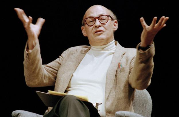 Remembering Marvin Minsky, Founder Of Artificial Intelligence Field