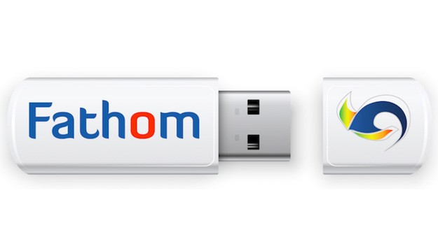 The Fathom USB stick offers plug-and-play AI for under $100