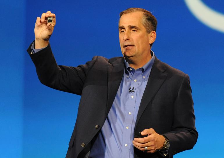 Intel looks beyond PCs to the cloud and Internet of Things