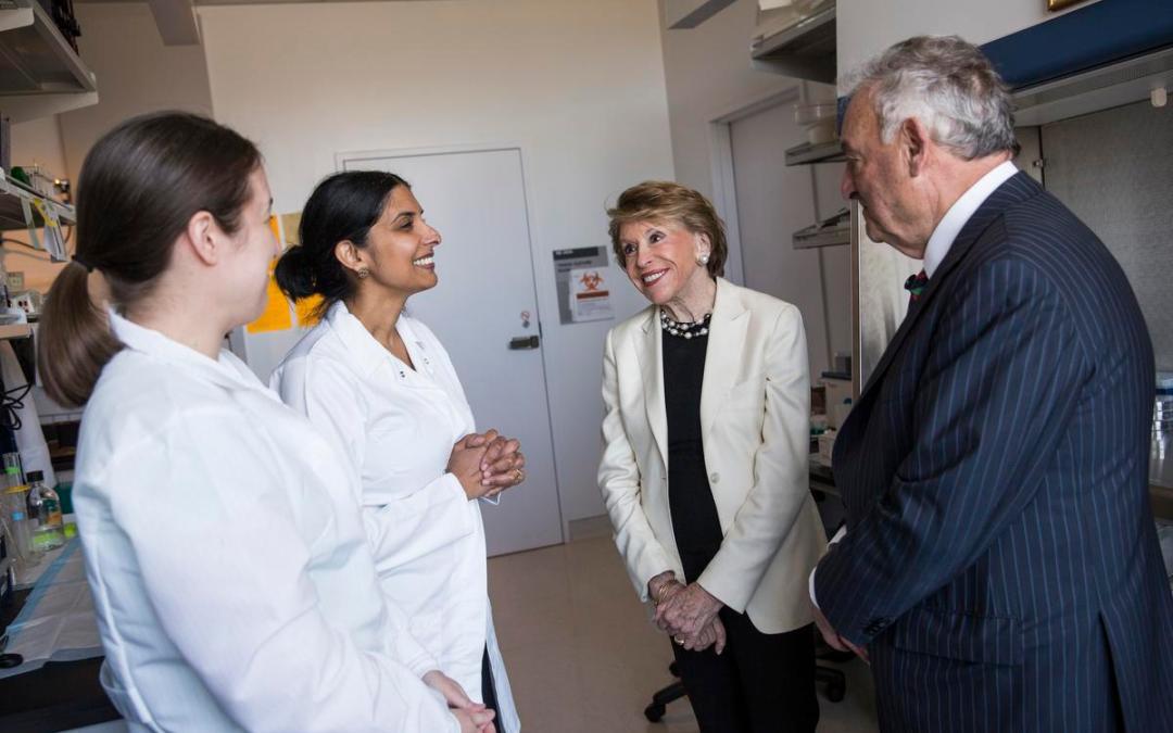 Sonoma County couple donates $185 million to UCSF neurosciences