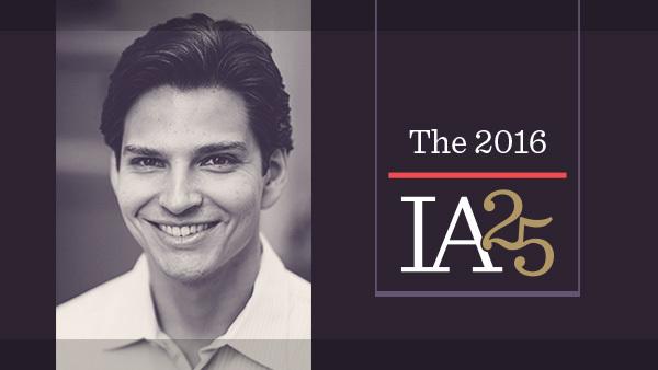 Lex Sokolin: FinTech Futurist – The 2016 IA 25