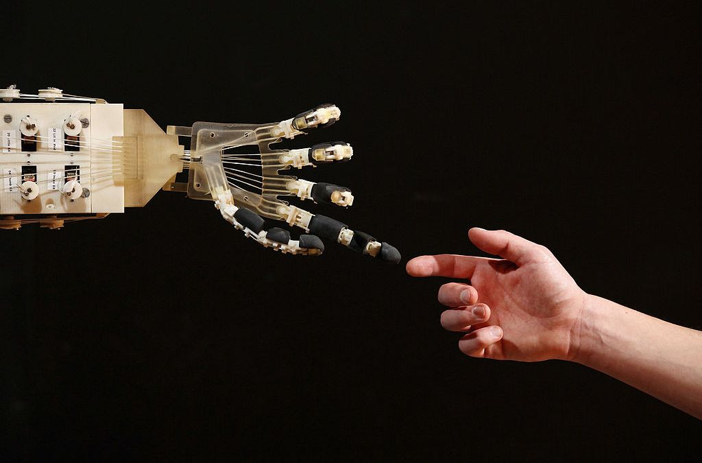 Researchers are Developing Robots that Feel Pain