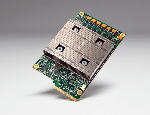 Google's Tensor Processing Unit said to advance Moore's Law seven years into the future