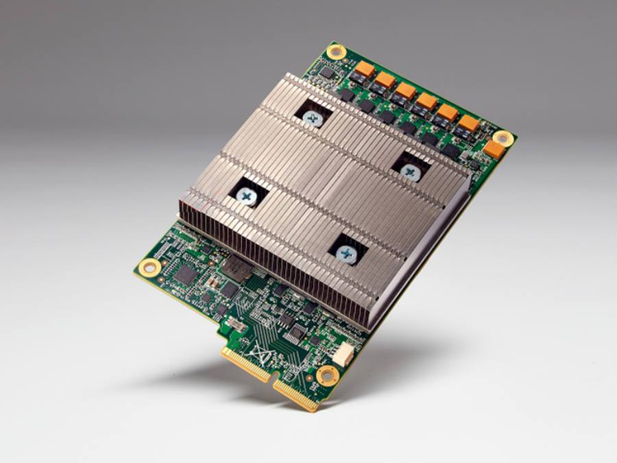 Google builds chip aimed towards machine learning