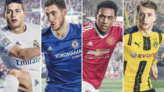 Players Are Apparently Smarter Than Ever in FIFA 17