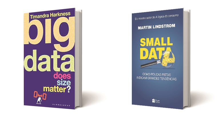 The Volume Game: Book review of Big Data– Does Size Matter and Small Data
