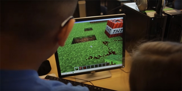Microsoft publishes Project Malmo source code for AI experiments in Minecraft