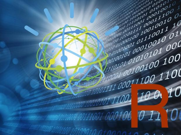 IBM Watson gets a big data boost with open source CognizeR extension