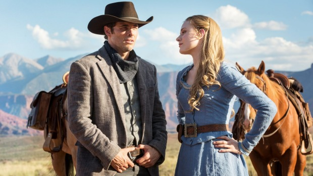 Westworld's James Marsden on fulfilling a childhood fantasy in the new sci-fi