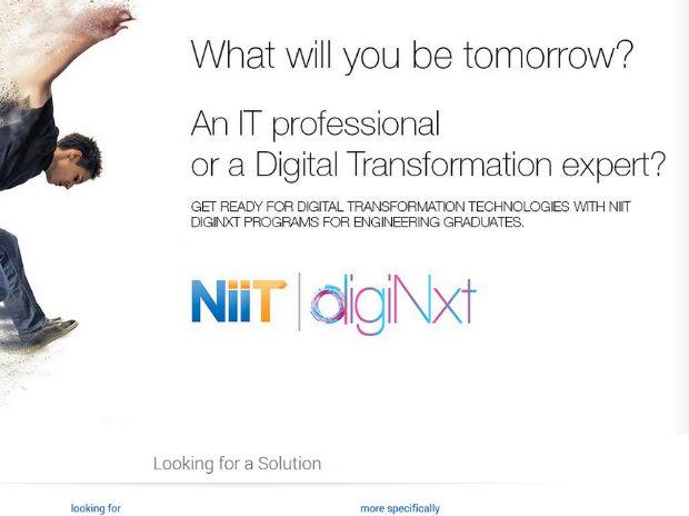 NIIT acquires ed-tech start-up Perceptron