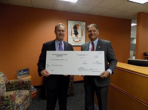 North Olmsted Schools receives $10000 21st century learning grant