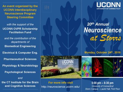 20th Neuroscience at Storrs