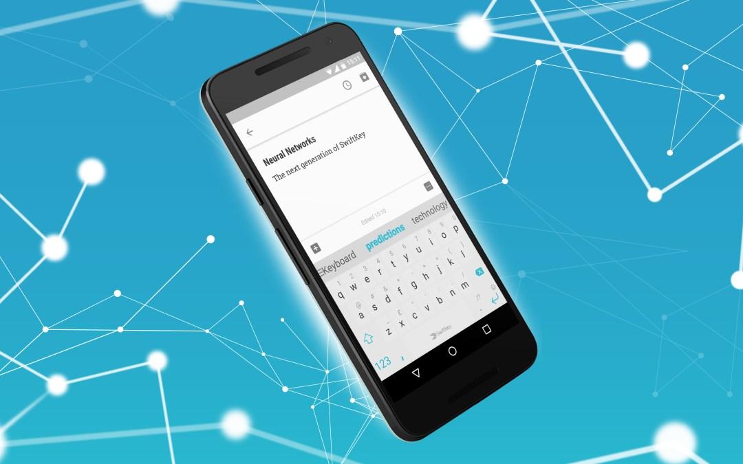 SwiftKey Keyboard app updated with neural network technology