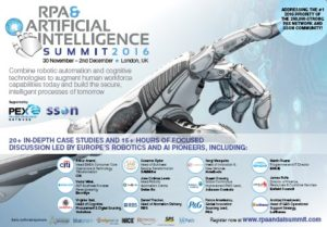 Robotic process automation and artificial intelligence will 'drastically transform modern workplace …
