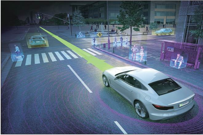 Setting the pace for automotive tech revolution