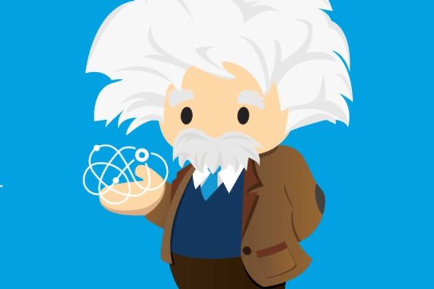Salesforce: Einstein with Artificial Intelligence can beat Microsoft and Oracle