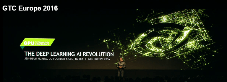 NVIDIA Expands Machine Learning Footprint in Europe, Previews First Volta GPU