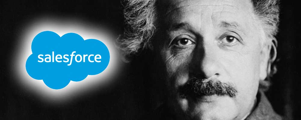 Salesforce delivers Einstein AI across software offering
